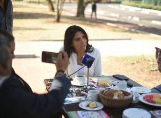Anuncia Barrales 'plan maestro' para la capital
