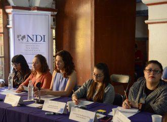 Suma IECM a instituciones públicas y organizaciones civiles a lucha contra violencia política de género