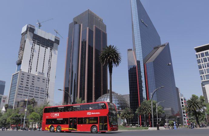 Moviliza Línea 7 de Metrobús a casi 100 mil personas en inicio de operaciones