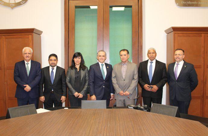 Edgar Tungüi es el nuevo Comisionado para la Reconstrucción en CDMX