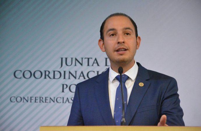 Por dignidad nacional, Peña Nieto debe reunirse con Trump y no con su asesor, Jared Kushner: Cortés Mendoza
