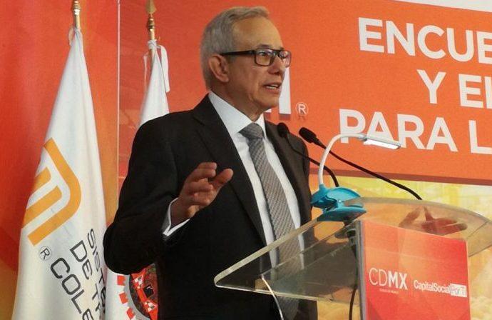 Renuncia Jorge Gaviño, director del Metro