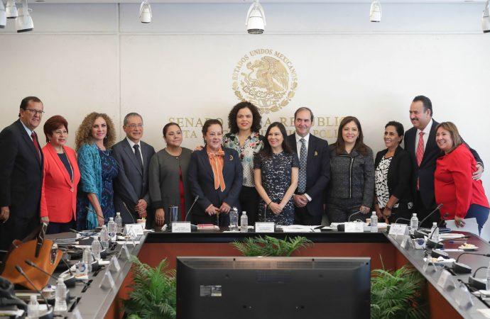 Ratifican comisiones a embajadores de México en África y el Caribe