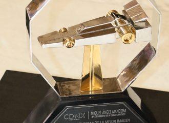 Fórmula 1 premia a CDMX por 'El Mejor Evento del Año' a nivel mundial