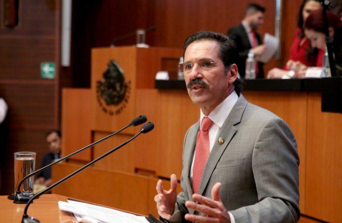 Plantea senador Jesús Casillas un plazo de cuatro meses para resolver reclamos a instituciones financieras
