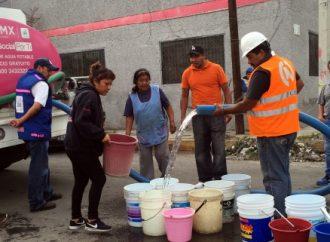 Pide panista vigilar reparto de agua en 6 delegaciones