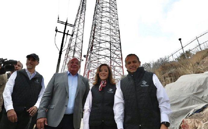 Entra en funciones canal del Congreso en el cerro del Chiquihuite