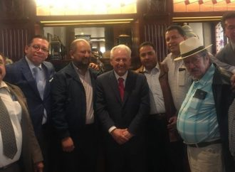 Dirigentes campesinos del CAP reiteran su apoyo al Procurador Agrario