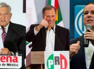 Abre INE registro de candidatos a la presidencia; Anaya será el primero