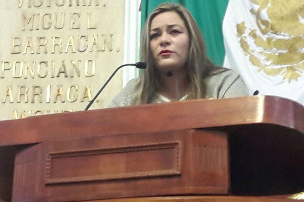 Derecho de toda persona a no sufrir discriminación: Elizabeth Mateos