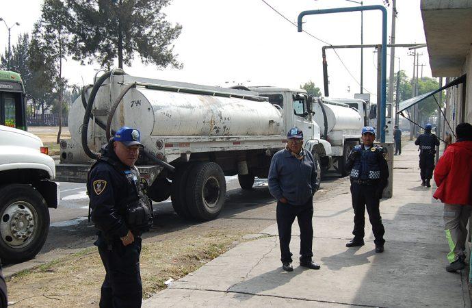 Sancionará GCDMX a quienes manipulen válvulas de agua