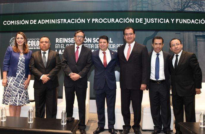 ALDF, observatorio de propuestas para fortalecer Sistema de Justicia Penal: asambleísta