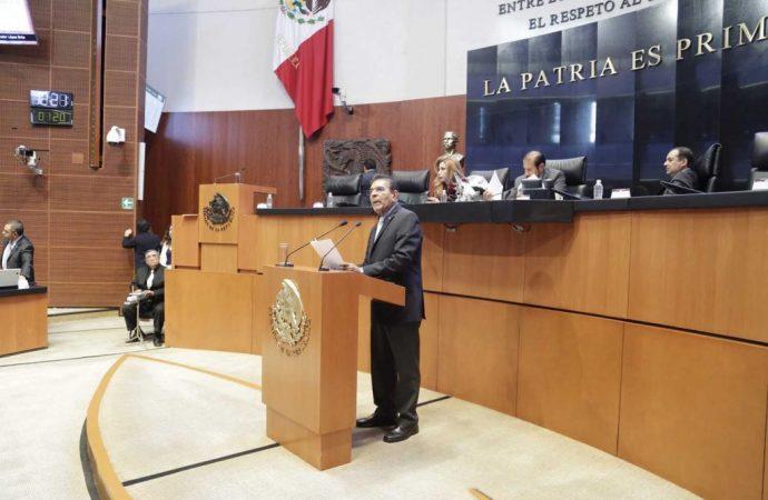 Propone senador López Brito impulsar políticas públicas para el cuidado de la salud mental
