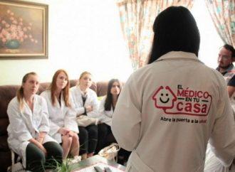 """Atiende """"El Médico en Tu Casa"""" a casi 33 mil embarazadas"""