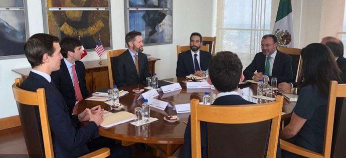 Condicionan reunión EPN-Trump a progreso del TLCAN