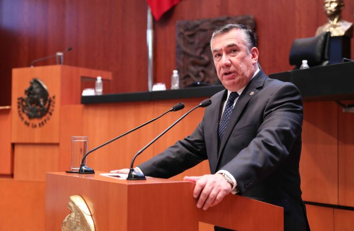 Plantean reforma al Reglamento del Senado para evitar parálisis legislativa