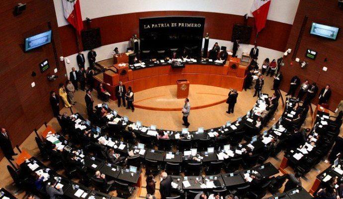 Resumen informativo de la Sesión en el Senado