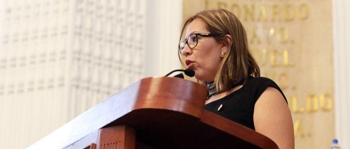 Llama Wendy González Urrutia detener terrorismo hídrico con fines electorales