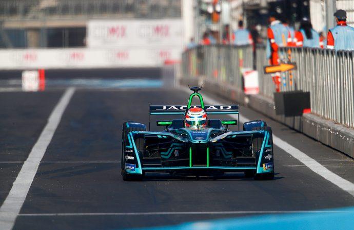 Panasonic Jaguar Racing va con paso firme en CDMX