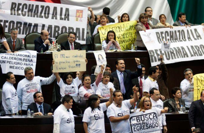 Sector obrero alerta ¡basta de rollos!  CTM, SITATYR, STYPS, Coyoacán