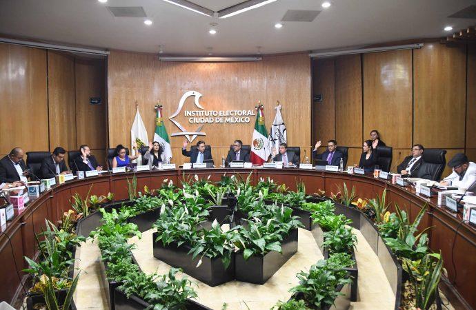 Emite IECM convocatoria para la Consulta Ciudadana de Presupuesto Participativo 2019