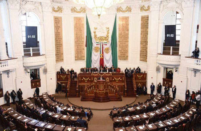 Eligen Mesa Directiva para periodo legislativo del mes de abril