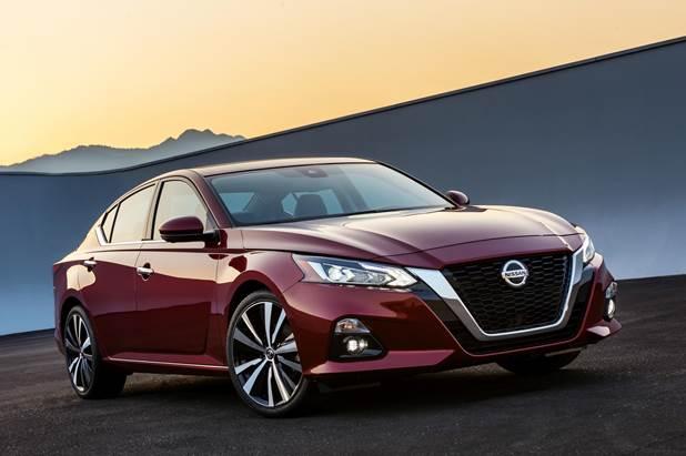 Nissan Altima llevará la visión Nissan Intelligent Mobility a miles de personas