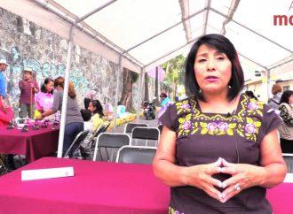 Solicita la diputada Ana Rodriguez al GCDMX protocolo para abastecer de agua a los habitantes de Iztapalapa en época de estiaje