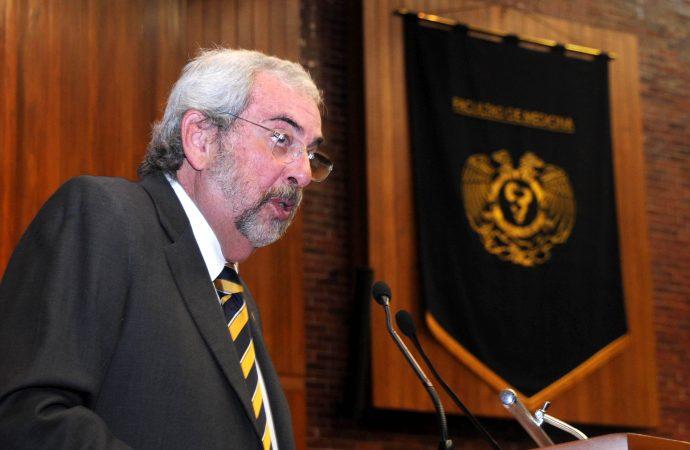 Las Universidades debemos innovar y reinventarnos, plantea Graue a Rectores de Iberoamérica
