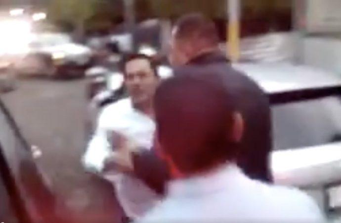 Cesan a presidente del PRI en Morelos tras chocar en estado de ebriedad