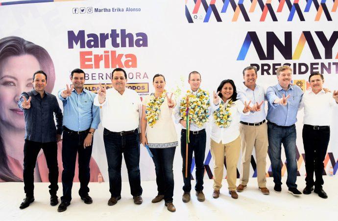 La Coalición Por México al Frente y Ricardo Anaya se preparan para hacer historia y ganar la Presidencia de la República