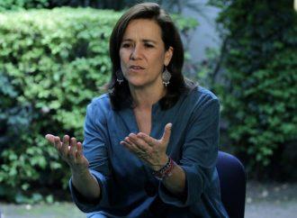 Margarita Zavala, abierta al diálogo con aspirantes a la presidencia