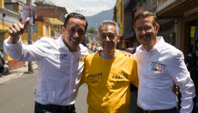 Impulsará Amílcar Ganado, candidato por el frente en Álvaro Obregón, la participación ciudadana en la toma de decisiones