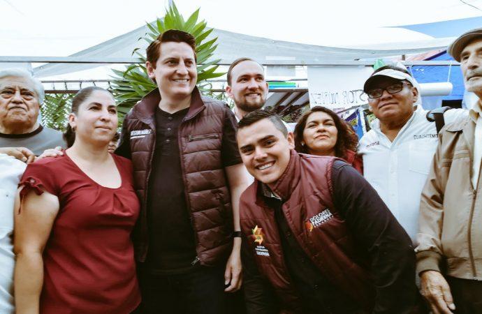 Núñez propone registro de personas en situación de calle en Cuauhtémoc