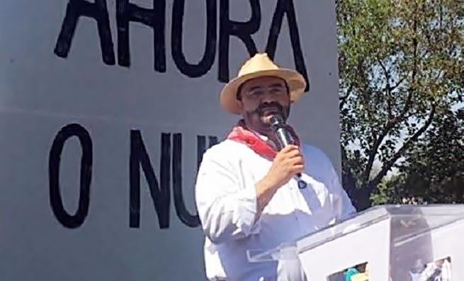 López Obrador, abiertamente contra derechos lésbico gay Álvarez Icaza