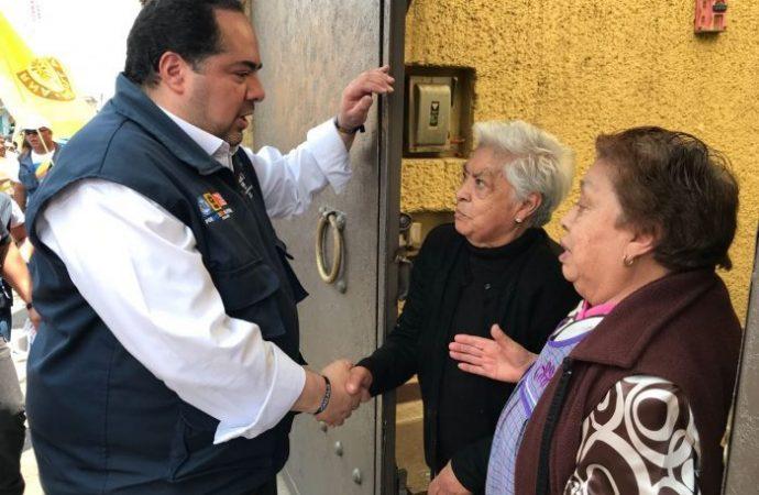 Hospital Materno Infantil arrancará en 2019, asegura Gonzalo Espina en Cuajimalpa