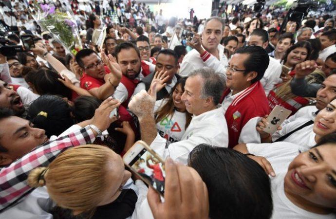 Si se trata de darle voz a las víctimas, ni me retracto ni me disculpo: José Antonio Meade