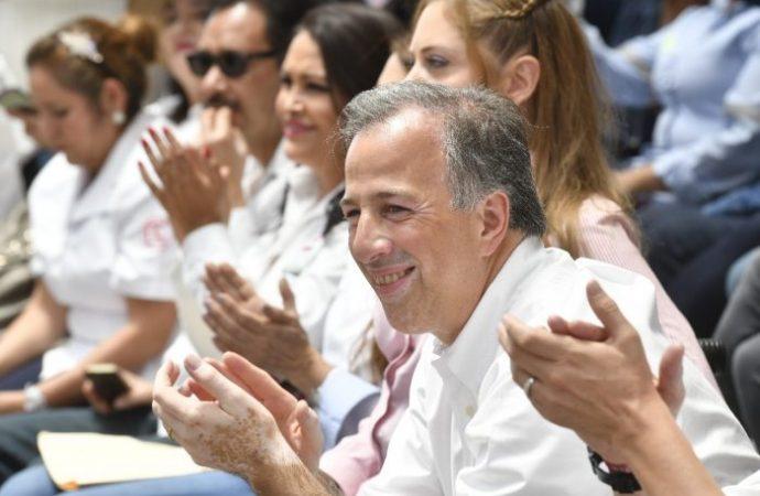 Meade ofrece proteger a los trabajadores e industria mexicana
