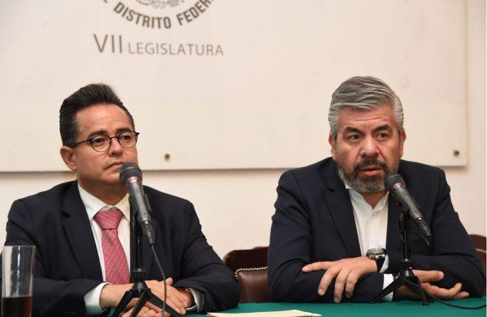 Pide ALDF auditoría especial del proceso parlamentario que se ha generado en torno a los recursos de la reconstrucción