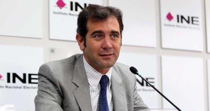 INE se prepara para cualquier escenario, al margen de encuestas: Córdova