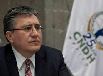 Derechos Humanos y notarios apoyarán formalización de organizaciones civiles