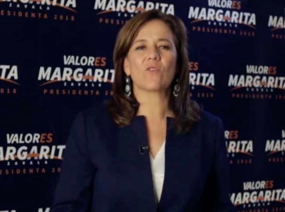 Margarita Zavala revela los motivos por los que se bajó de la contienda presidencial