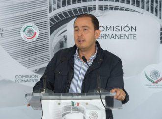 Ricardo Anaya será el Presidente de la Paz para México: Marko Cortés