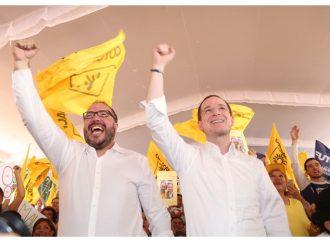 Respaldan al Frente más de 30 mil coyoacanenses
