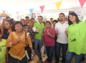 En Iztapalapa garantizaremos agua y seguridad para todos: Mikel