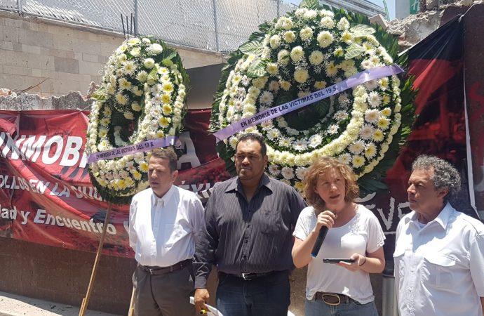 Exigen damnificados de Benito Juárez auditar fondos de víctimas del 19S ·