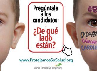 Invitan a ciudadanos a preguntar a los candidatos sus acciones contra la epidemia de obesidad que vive México