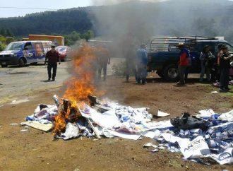 Condena Marko Cortés actos de violencia contra candidatos del PAN en Michoacán