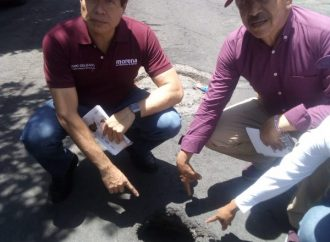 Las obras corruptas en Iztacalco tienen indignada a la población: Quintero