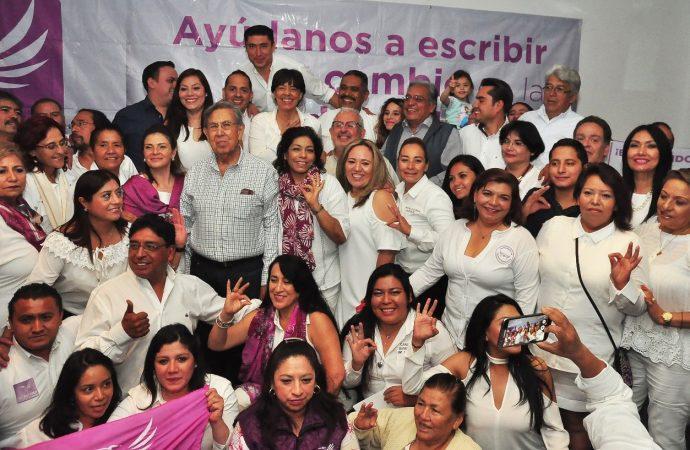 Se erradicará violencia de género con educación mediante la Secretaría de la Mujer, en CDMX: Marco Rascón